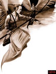 Engel by boudicca