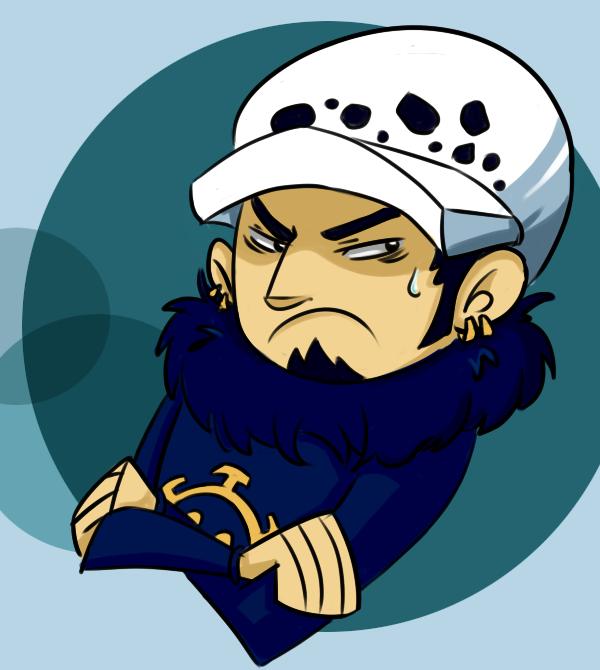 Captain Grump by michichibi