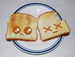 poor toast