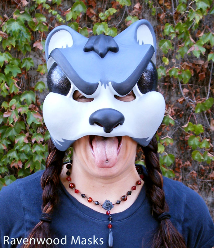 Squirrel Mask by Alyssa-Ravenwood