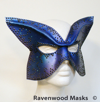 Exotica Butterfly Mask by Alyssa-Ravenwood