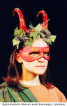 Dionysus - theater mask