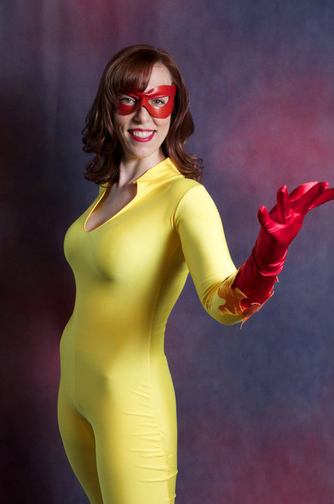 Firestar Cosplay by Alyssa-Ravenwood