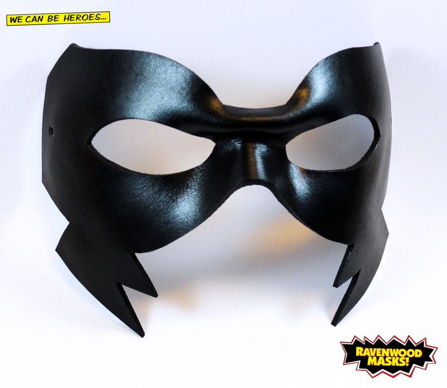 Wrestling mask by Alyssa-Ravenwood