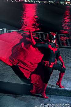 Batwoman Cosplay Youmacon 2012.