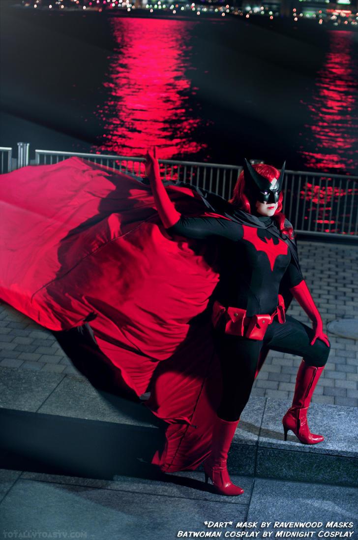 Batwoman Cosplay Youmacon 2012. by Alyssa-Ravenwood