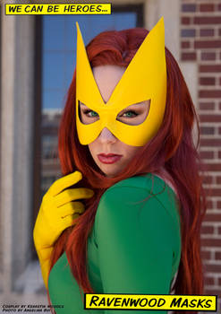 Marvel Girl cosplay
