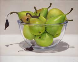 Pears by boykokolev