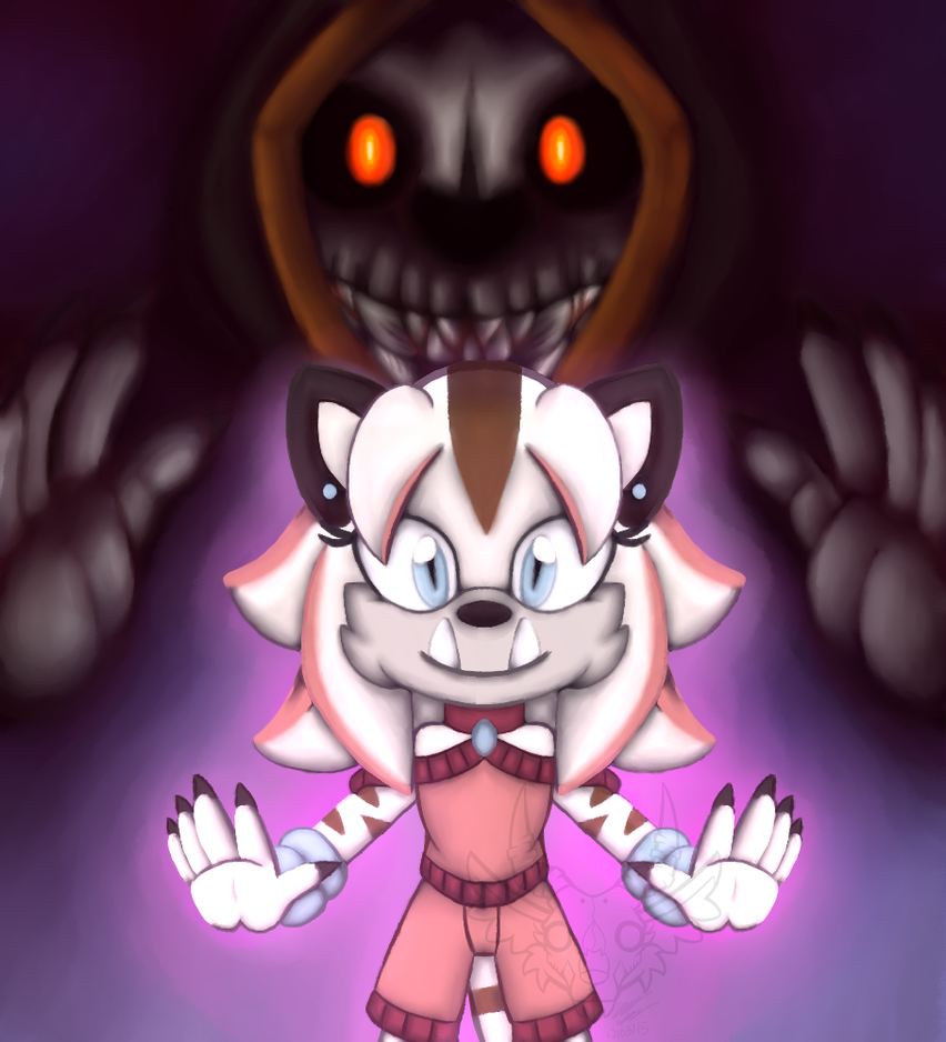 Knux's Not So Dead Thread of Arts - Page 6 __dolor_hic_tibi_proderit_olim___by_knuxtiger4-d9iw0y2