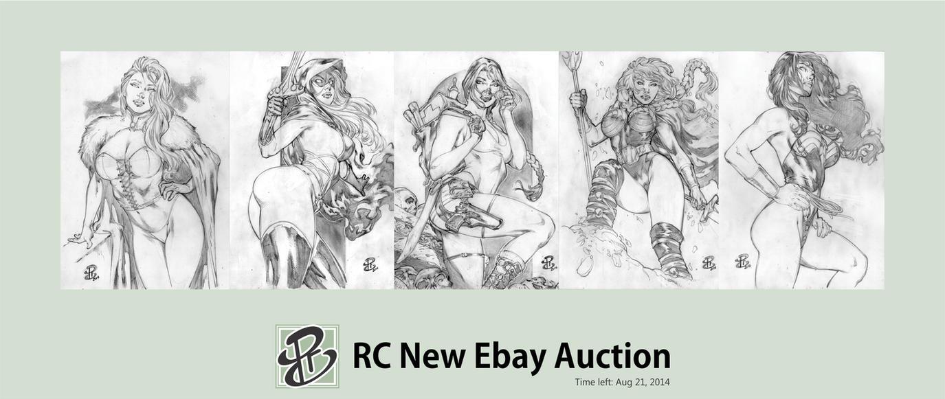 Renato Camilo (RC) Ebay Auction by renatocamilo