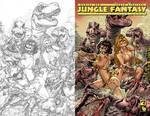 Renato Camilo Jungle Fantasy Cover Avatar Press