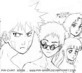 Team 8 Is Love by Pia-sama