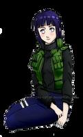 Hinata to the war by Pia-sama