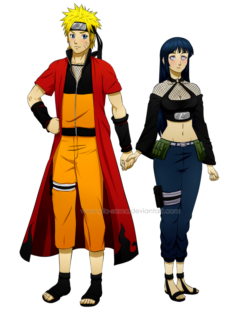 Future NaruHina - Commission by Pia-sama