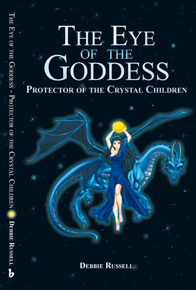 The Eye of The Goddess Cover by Pia-sama
