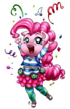 Chibi Rogue Diamond Pinkie Pie