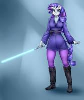 Commission - Jedi Rarity by Pia-sama