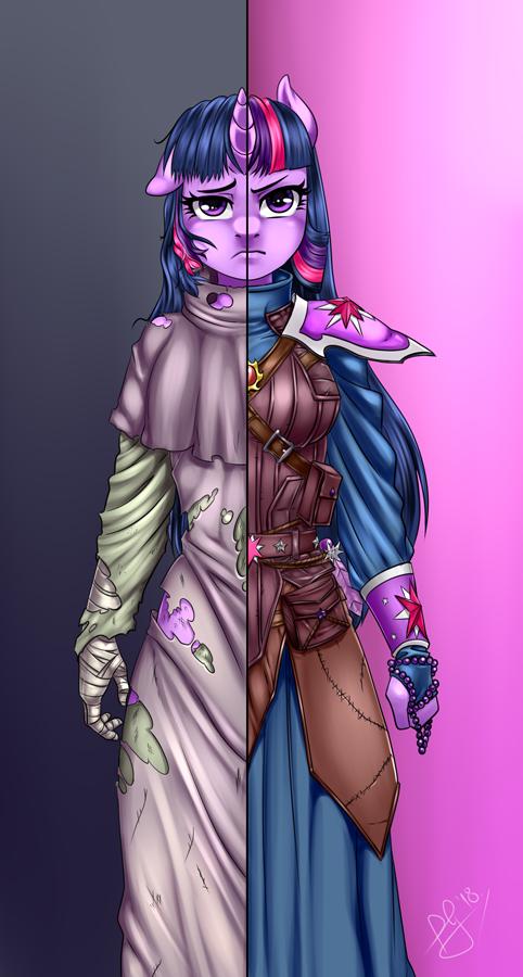 Commission - Twilight Sparkle by Pia-sama