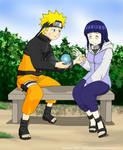 Naruto x Hinata - Rasengan