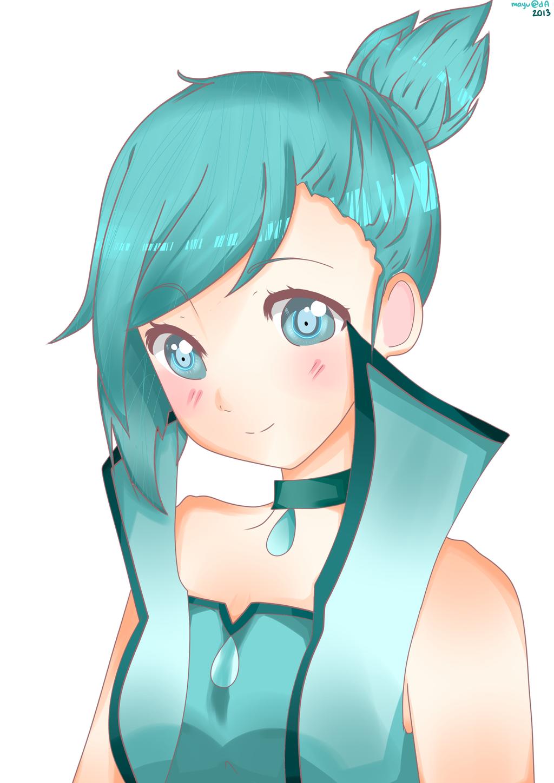 Com: Artemis by mayumeii909
