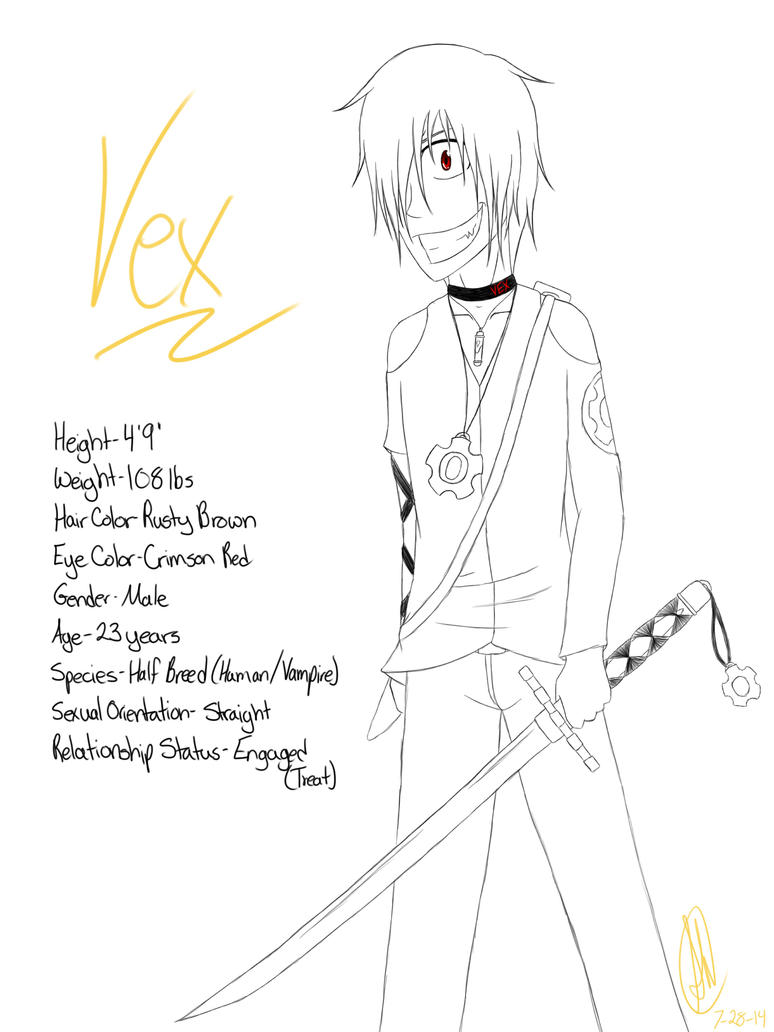 Vex by BrOkEnHeArTsAnDsOuLs
