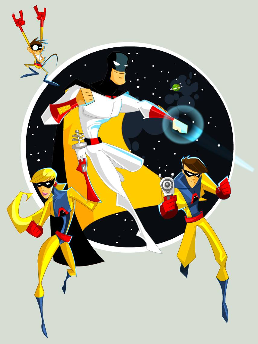 Space Ghost and Co.