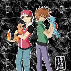 Pokemon The Origin by Pandora-Valshe
