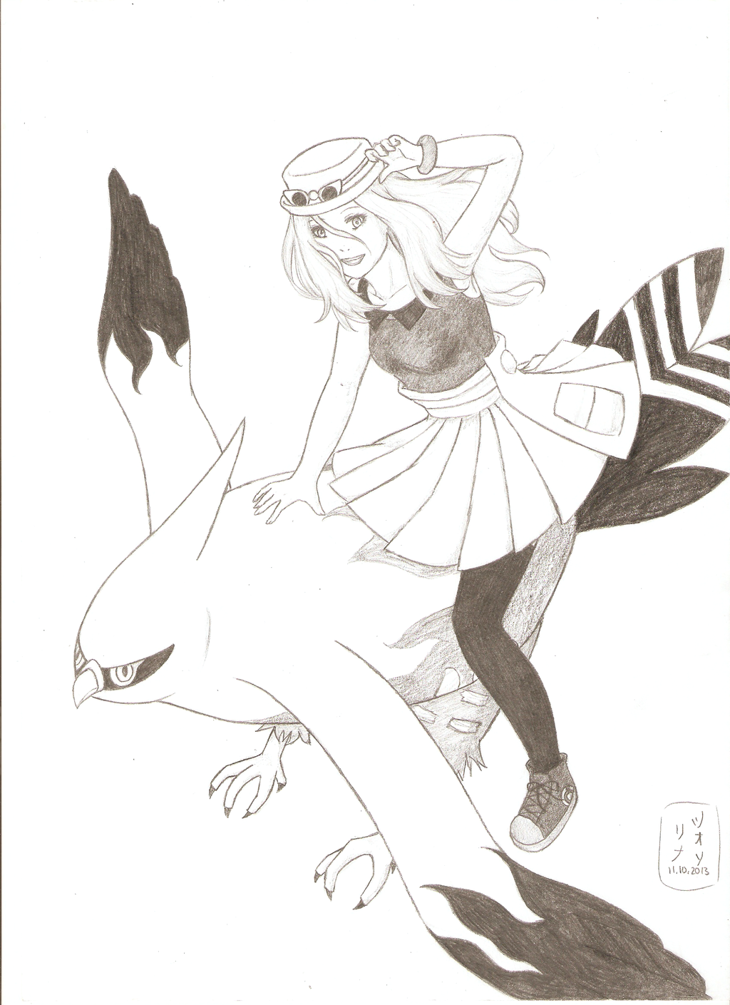 Image Result For Coloring Pages Talonflame