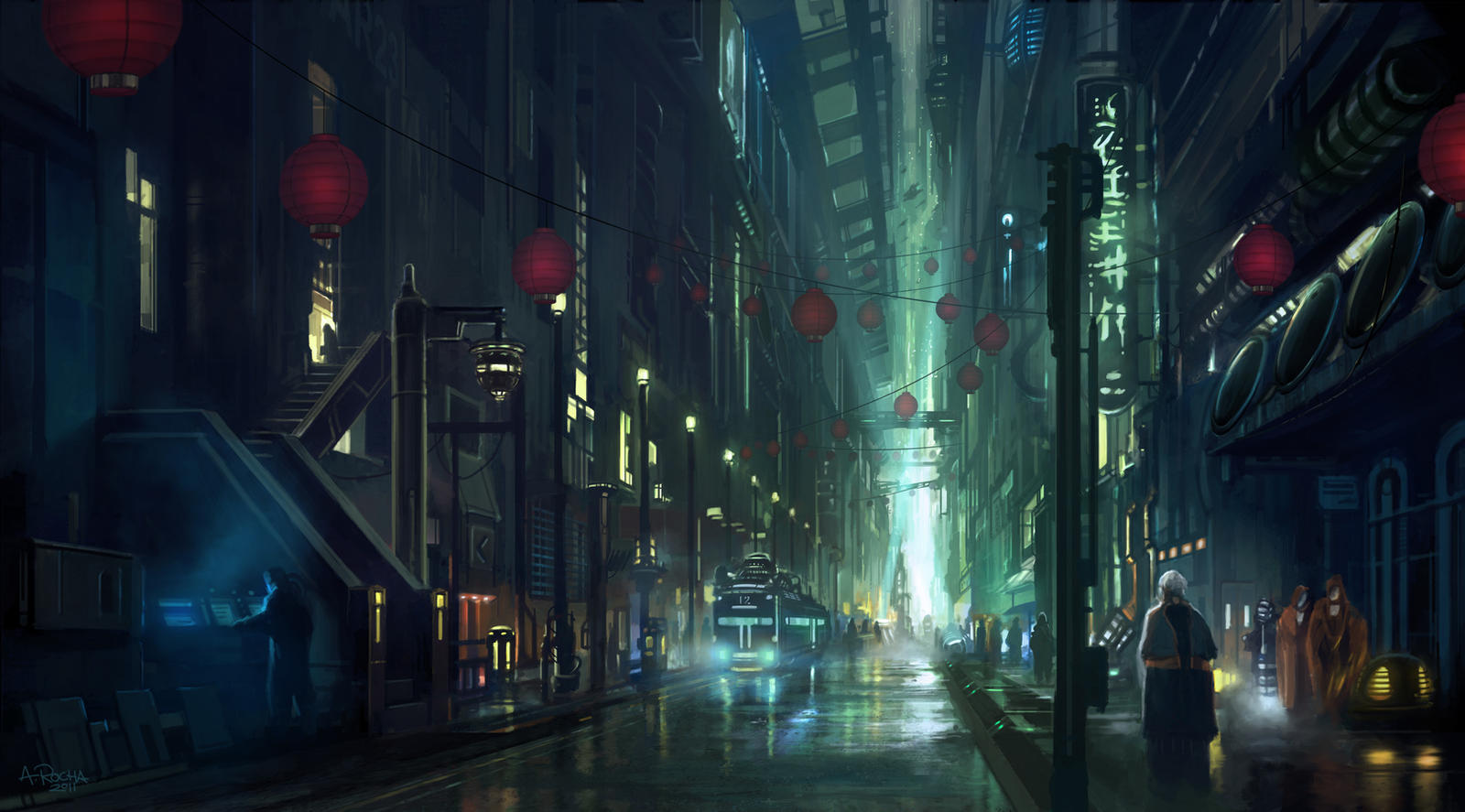 Endless Streets