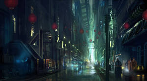 Endless Streets by andreasrocha