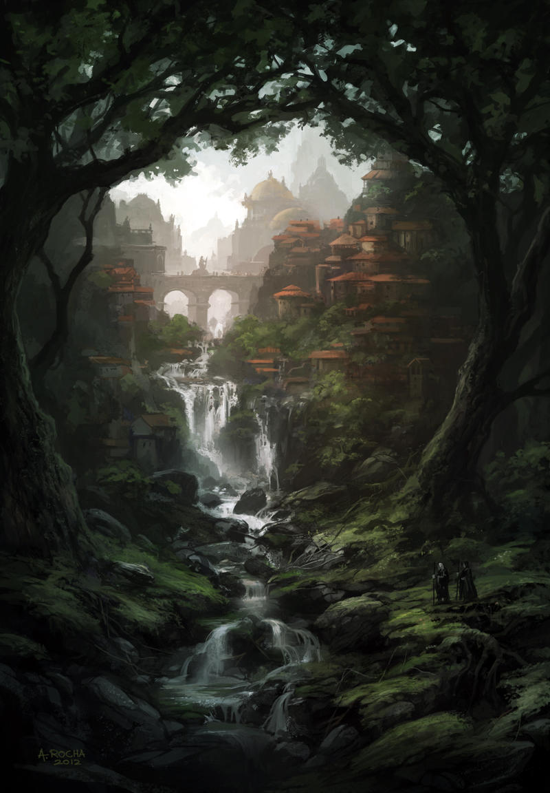 Peaceful Kingdom by andreasrocha