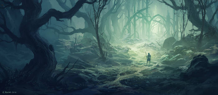 Old Forest B (Patreon IP03)