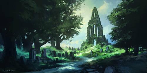 Forgotten Graveyard (Patreon IP04)