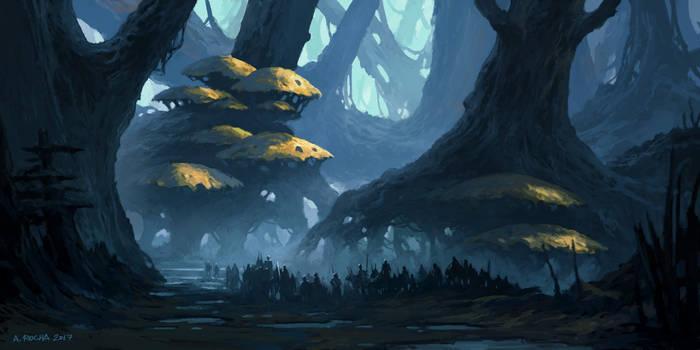 Tree Dwellers II