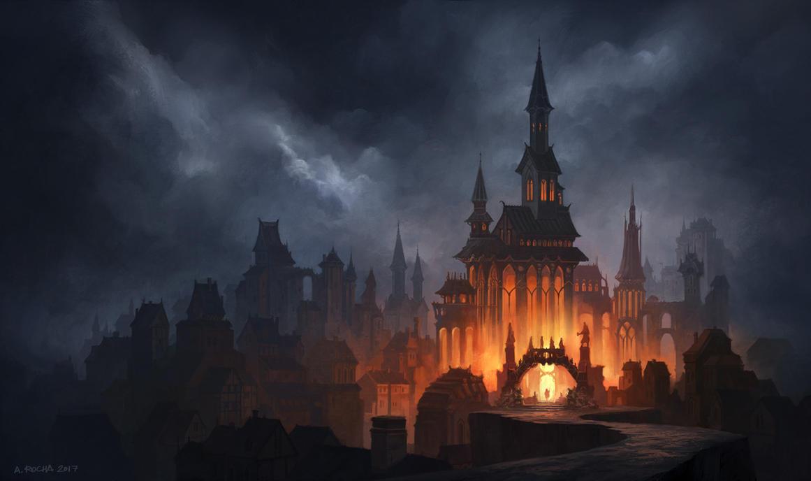 Dark Times by andreasrocha