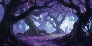 Light Forest
