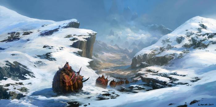Winter Travellers
