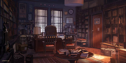 Principal's Office by andreasrocha