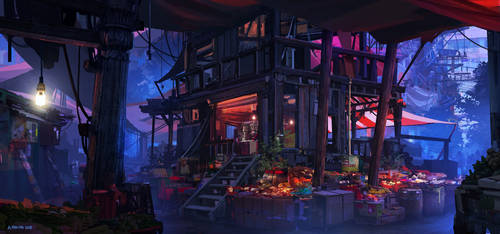 Deep Market by andreasrocha