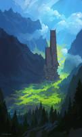Mountain Settlement