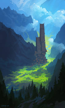 Mountain Settlement