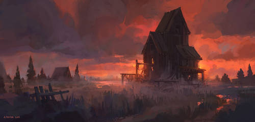 Abandoned by andreasrocha
