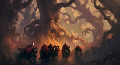 Cursed Forest II