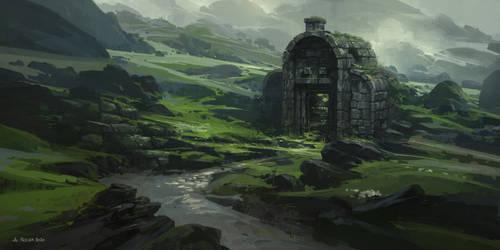 Forgotten Crypt