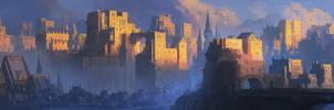 Loke Battlemats - Townscape