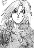 Edward Elric by Serene-SimpliciT