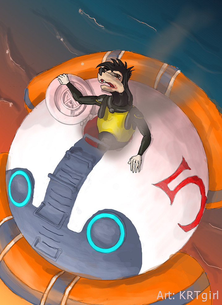 Subnautica Max by KRTgirl