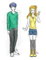 These Two by AKreiko