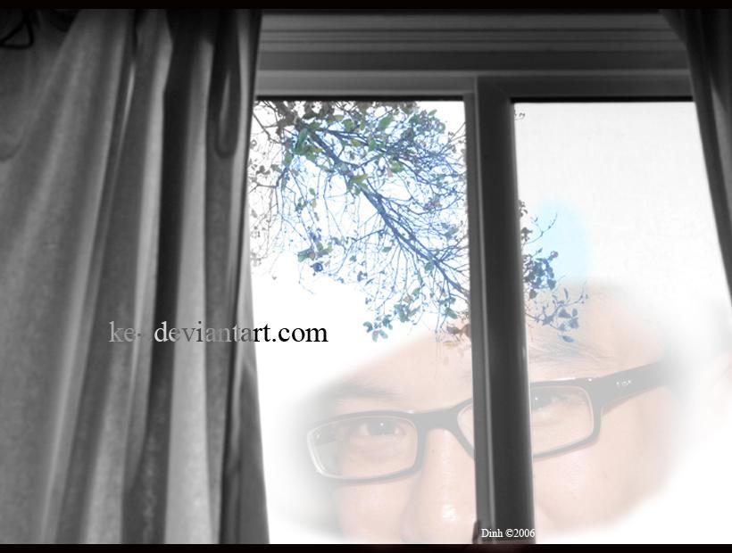 Window to self by ke on deviantart for Window ke parde
