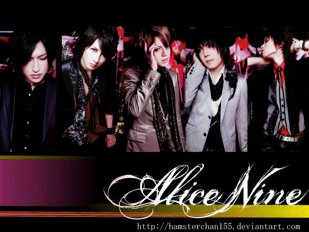 Alice Nine wallpaper2